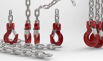 متعلقات سیم بکسل و جرثقیل دستی زنجیر