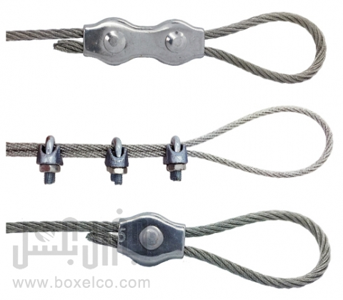 اتصالات سیم بکسل فولادی